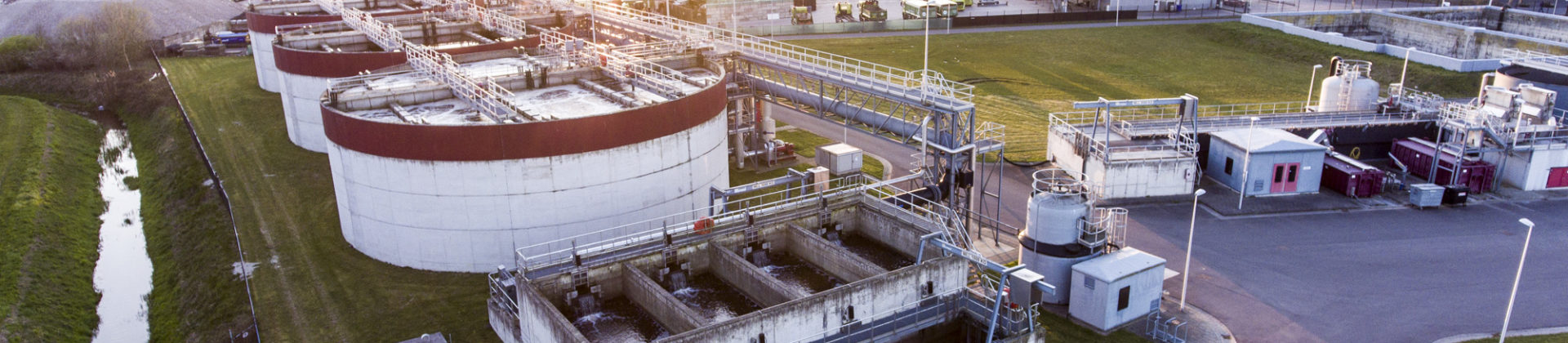 Aquasuite solutions for municipal wastewater treatment and transport