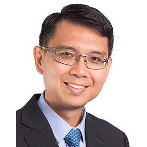 Dr Pang Chee Meng, Chief Technology and Engineering Officer, PUB