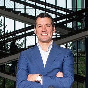 Sander Zweers, Director Digital Royal HaskoningDHV, Aquasuite
