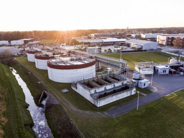 Gemeentelijke afvalwaterzuivering en -transport Aquasuite