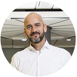 Dennis van Gool, Business Development Director Aquasuite, Royal HaskoningDHV